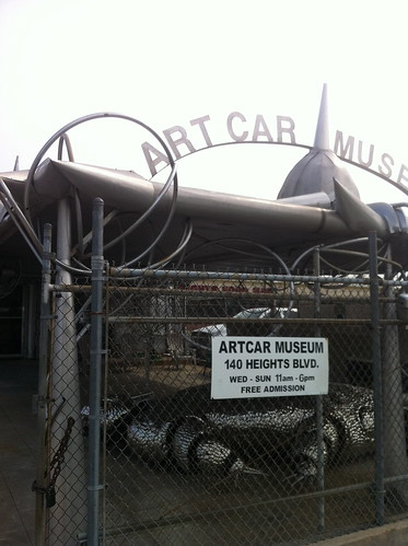 Art Car Museum, Houston