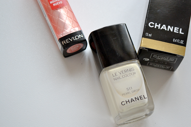 daisybutter - UK Style Blog: revlon lip butter, chanel pearl drop, what i bought