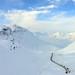 La Val Marmorera coperta di neve by supersky77