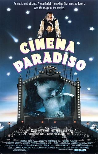 天堂电影院 Nuovo cinema Paradiso(1988)