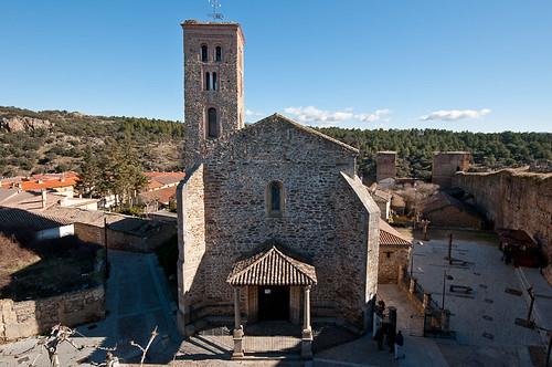 Iglesia de Santa María del Castillo en Buitrago de Lozoya
