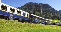 St. Moritz - Zermatt Pullman Express