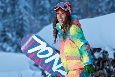 Zvoní snowboardingu hrana?