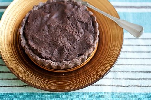 Chocolate Truffle Tartlet
