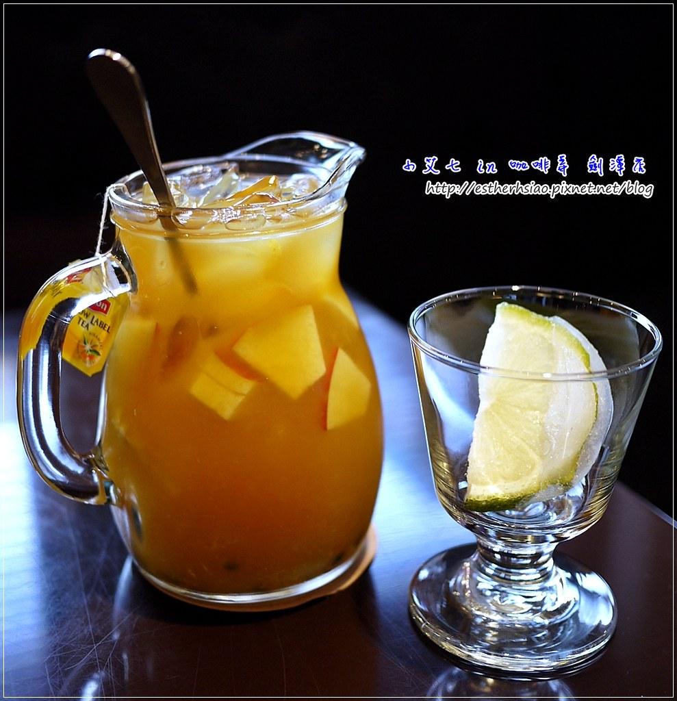 15 水果茶