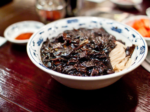 Jajangmyeon (from Son Ja Jang)