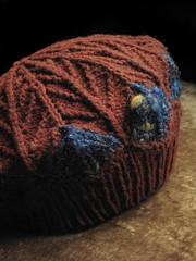 Tonight, Tonight Dovecote beret, detail