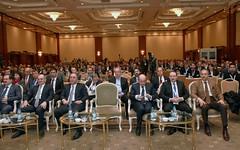 Başkan Aziz YENİAY Yeşil Binalar zirvesinde konuştu (1)