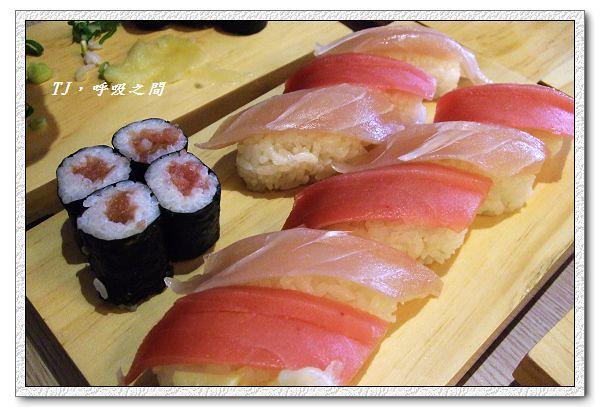 生魚片醋飯