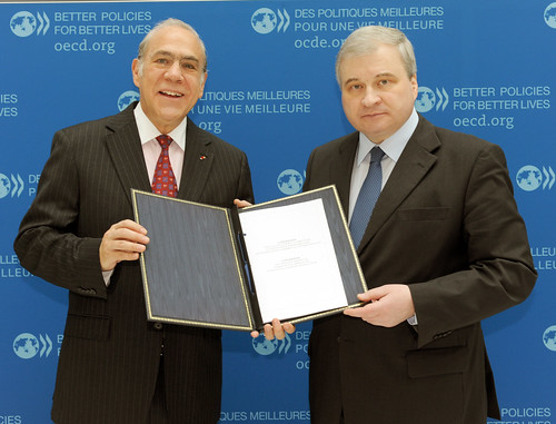 Russia signs OECD Anti-Bribery Convention, on Flickr