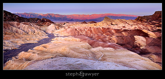 Zabriskie Point Pano (explored)
