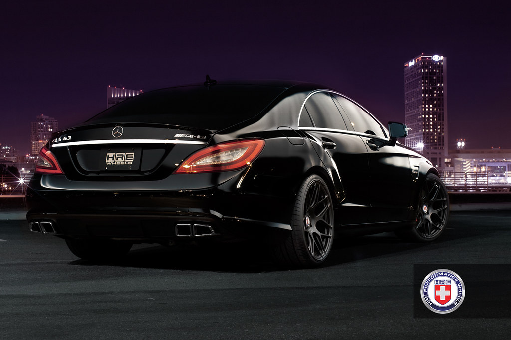 Vic55 39 s mercedes cls 63 amg on conical series p40sc for Mercedes benz cls series