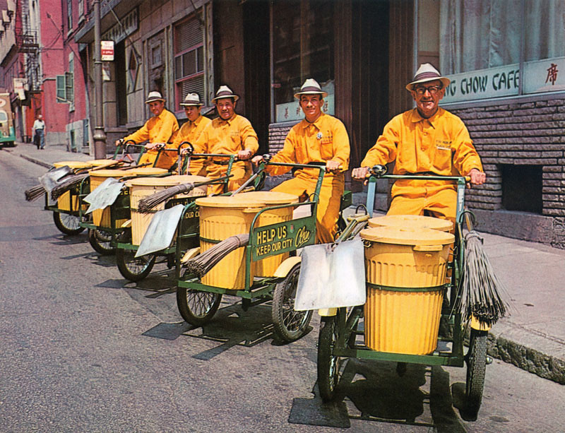 "Montreal's ""Men in Yellow"""