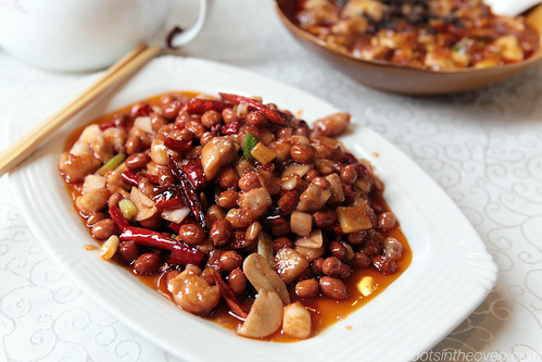 宫保鸡丁 - gongbao chicken