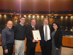 EITC Proclamation 1/24/12