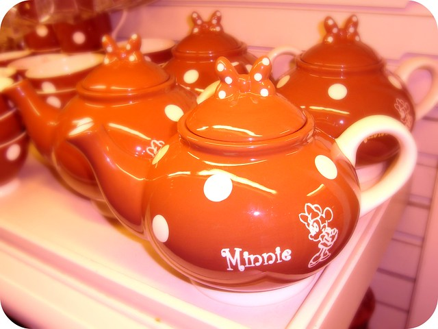 Minnie Teapot