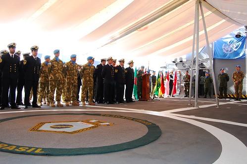 Sertijab Komandan MTF  1