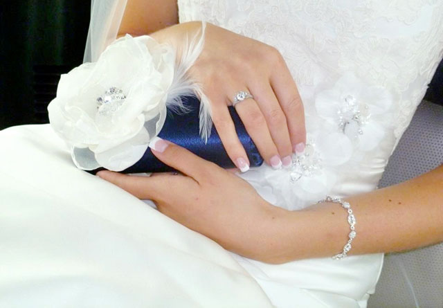 blue wedding clutches and bridal bags-beaded satin coin purse