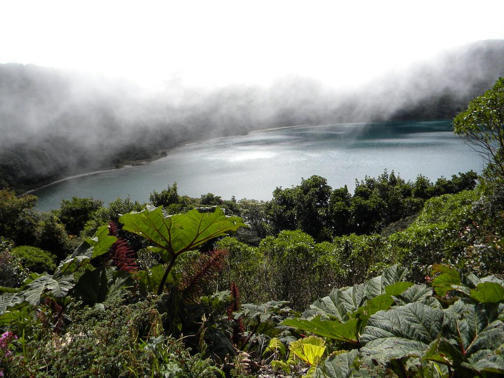 Costa Rica -- Poas Volcano