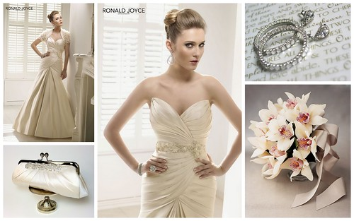 Bridal Style Trend: Ivory Gorgeousness by Nina Renee Designs