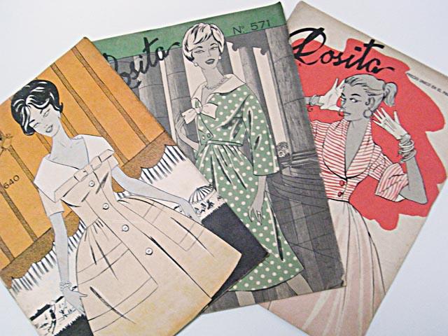 tres revistas