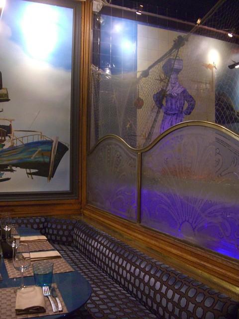 Restaurant Goumard (anciennement Prunier) - 9 rue Duphot, Paris Ier