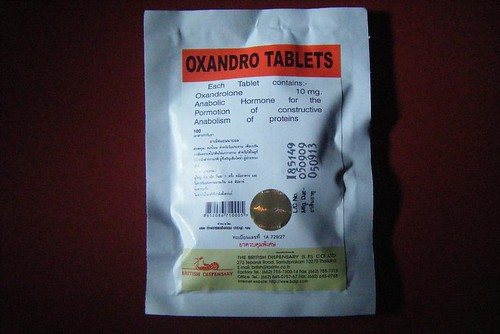 Oxandrolone-Tabs
