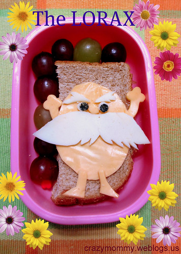 The Lorax Bento