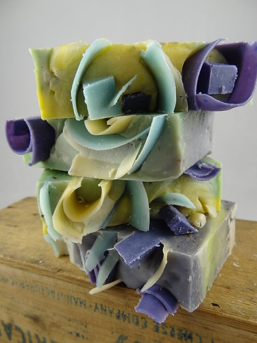 Lavender Chamomile Soap April 2012 (15)