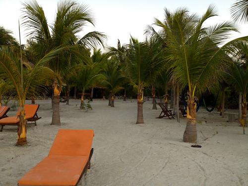 Holbox beach