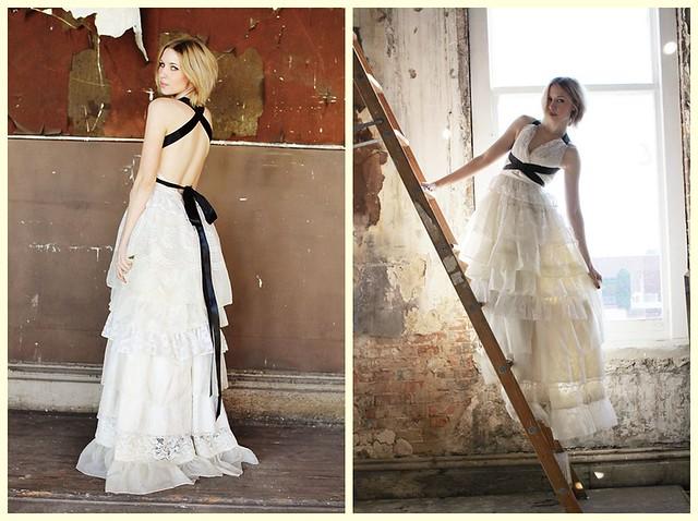 A Beautiful Mess dress