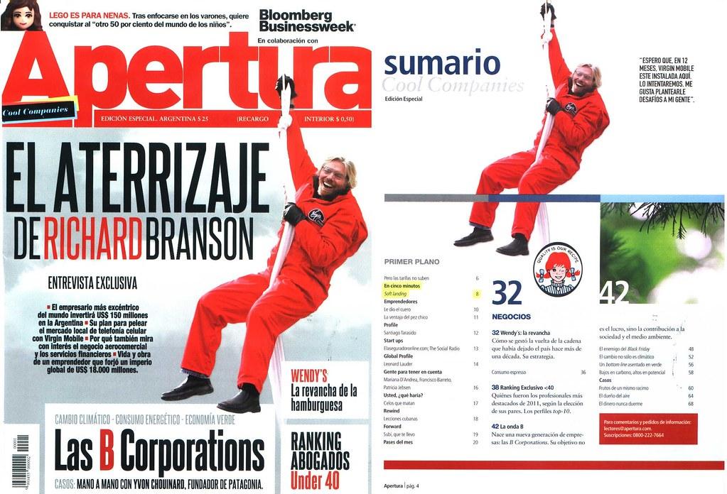 Revista Apertura Edición Especial Febrero 2012 (1)
