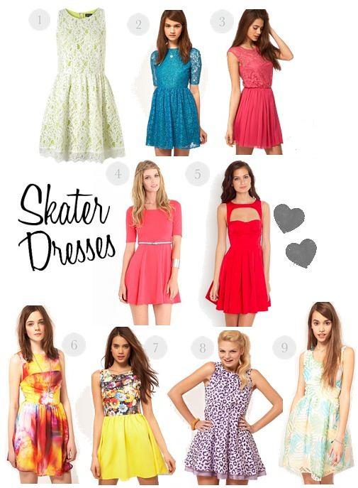 Obsession: Skater Dresses