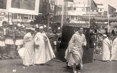 إحدى الإحتفالات الرسمية - المغرب