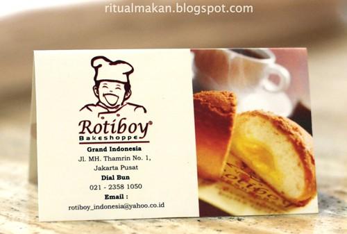 rotiboy card