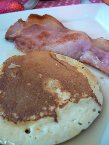 ricotta pancakes and bacon.jpg