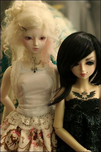 My two big girls