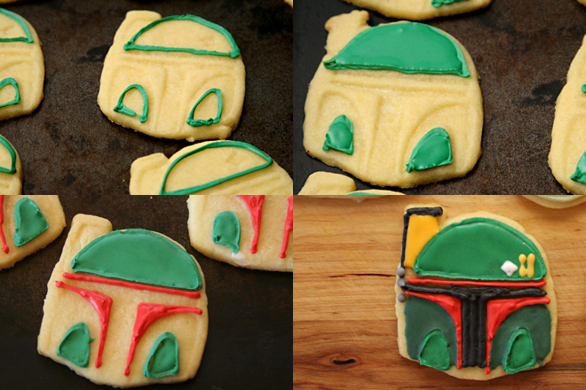 star wars cookies 4 yoda