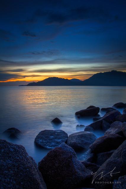 Penang::Permatang Damar Laut Sunset