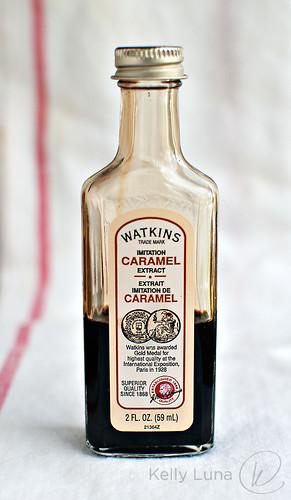 caramel extract