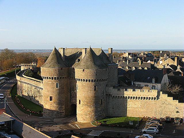 Guerande France  city images : Cité médiévale de Guérande© Phot'Haut | Cité des ducs de Bre ...