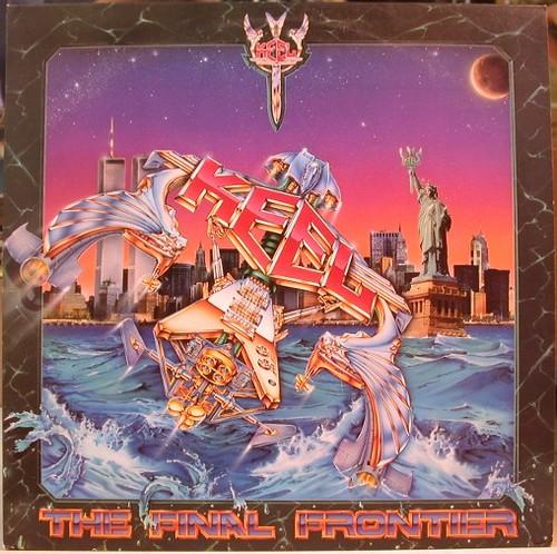 Keel - The Final Frontier (1986)