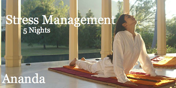 Ananda Spa Packages Stress Management