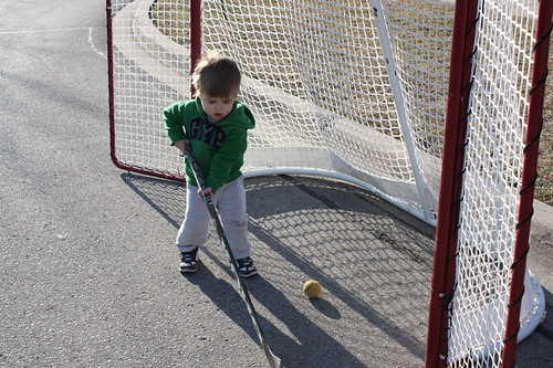 Future Hockey Player
