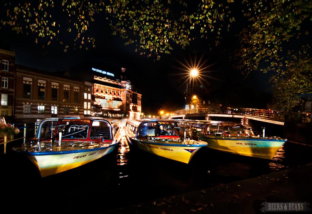 Amsterdam After Dark