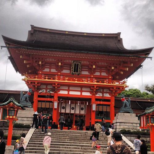 Fushimi-Inara #fushimiinara #japon #japan