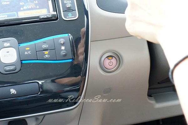 nissan leaf - all electric car-035