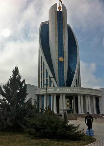 Health Ministry, Ashgabat