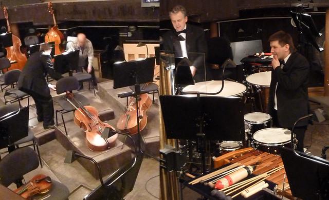 оркестр белорусского оперного театра - ударники и струнные