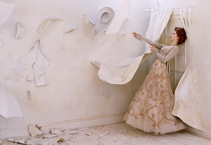 tim walker skirt wall